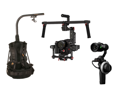 Camera Stabilization Systems Camera Gimbals