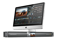 Blackmagic UltraStudio 4K Streamng System