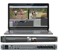 Blackmagic UltraStudio 4K Thunderbolt Interface