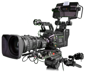 HD Studio Camera Setup San Francisco
