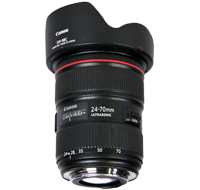 Canon EF 24-70 mm F2.8L USM Zoom