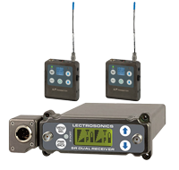 Lectrosonics SRc5P/LT UHF Digital 2 Channel Hop System