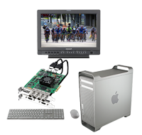 Blackmagic Design Decklink Mac Pro System