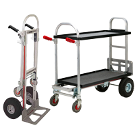 Magliner Gemini Jr. LIght Weight Dolly/Cart