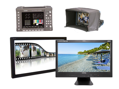 High Definition Production Video Monitors