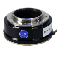 MTF Canon EF to Micro 4/3 Lens Adapter