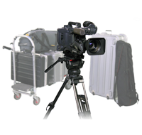 Panasonic HPX-2000 P2 EFP Package