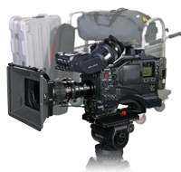Panasonic HPX-3700 P2 EFP Package
