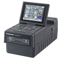 Panasonic AG-HPG10P P2 Reader | Player | Recorder
