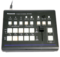 Panasonic AW-HS50 HD-SDI Switcher