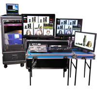 Ross MD100 Switcher System