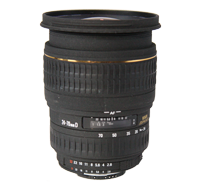 Sigma-EX 24-70mm f/2.8 Zoom Lens