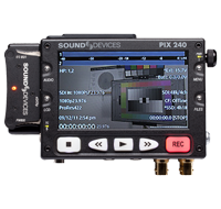 Sound Devices Pix 240i Playback DVR