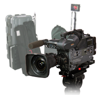 Sony HDW730s HDCam EFP Camera Package