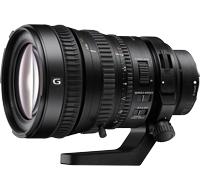 Sony FE PZ 28-135mm f/4 E-Mount Zoom Lens