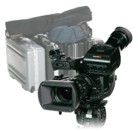 Sony PMW-EX3 SxS Camcorder EFP Pack