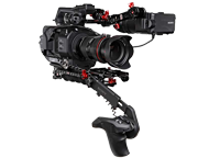 Large Format High Definition Cameras and Support