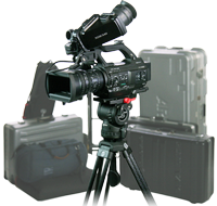Sony PMW-300 SxS Camcorder EFP Pack