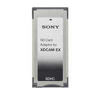 Sony MEAD-SD01 SD to SXS Card Adapter