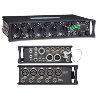 Sound Devices 552 5 Ch. Field MIxer/Recorder