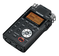 Tascam DR-100 XLR Digital Recorder