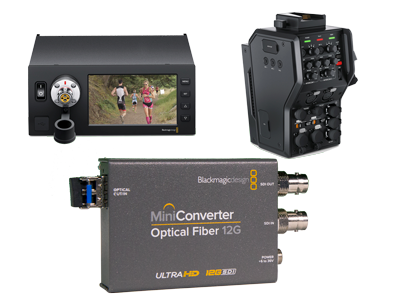Optical Video Signal Format Conversion Equipment and Services