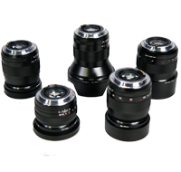 Zeiss EF Prime Kit (21, 28, 35, 50 & 85mm)